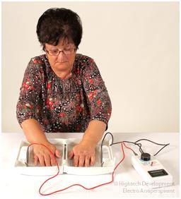 Kuinka iontoforeesi poistaa käsien liikahikoilun